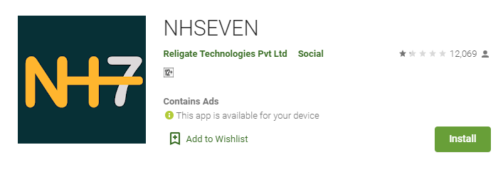 NHSEVEN for Mac